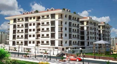 AB Yaşam Evleri Yenibosna satılık 1+1 fiyatları