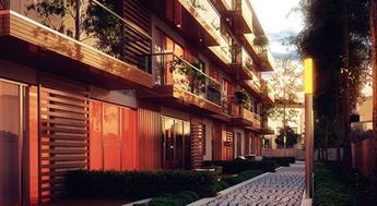 Q Bahçe'de 3+1 evlerin satışları tamamlandı