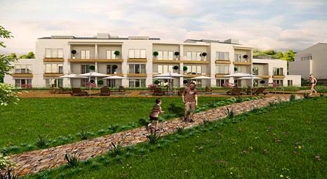 Essa Flora Evleri - Essa Yapı tarafından inşa ediliyor