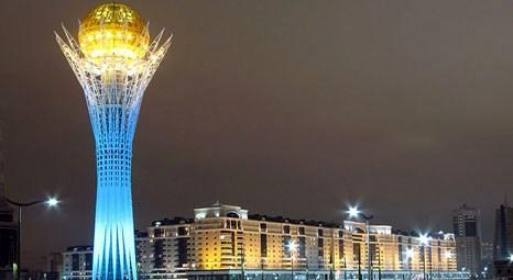 Kazakistan'ın başkenti Astana EXPO 2017'ye hazırlanıyor