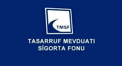 TMSF 6 ilde 17 gayrimenkulü satışa çıkardı
