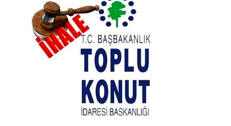 TOKİ Ankara Yenimahalle'de 63 bin 865 ada, 2 parsel arsa ihalesi