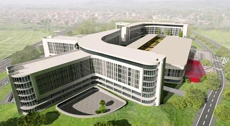 TOKİ modern ve tam donanımlı 233 hastane projesi yürütüyor