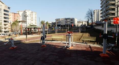 Bursa Büyükşehir Belediyesi, Yıldırım'da 75. Yıl Parkı'nı kullanıma açtı