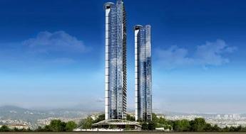 Çiftçi Towers Zincirlikuyu fiyatları 1.7 milyon dolardan başlıyor