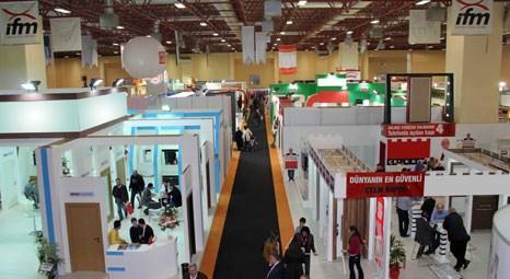 Door Fair Turkey, kapı sektörünü bir araya getiriyor