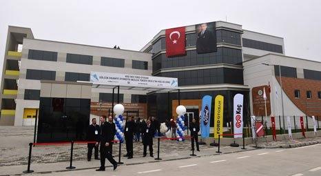 Koç Üniversitesi Gölcük İhsaniye Otomotiv Meslek Yüksek Okulu açıldı