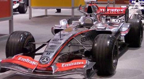 McLaren, Mercedes otomobilini 24 Ocak'ta tanıtacak
