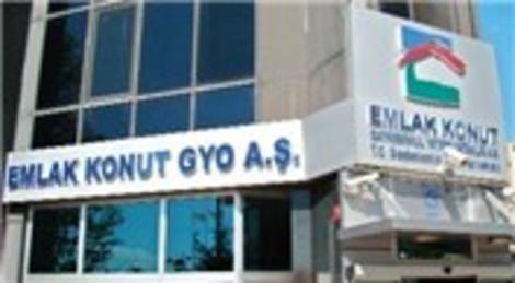 Emlak Konut GYO, Borsa İstanbul'da hisse geri alım programı başlattı