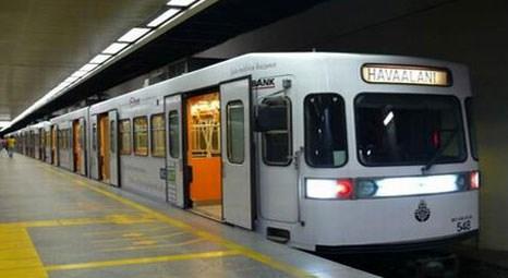 İstanbul'da raylı sistem, kent nüfusunun 29 katı yolcu taşıdı