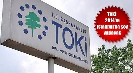 TOKİ İstanbul Başakşehir 2014 projeleri