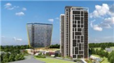 Fer Yapı Mai Residence'ta 270 bin TL'ye 1+1 home office