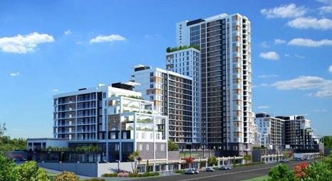 Gül Park Yaşam'da 20 günde projenin yüzde 40'ı satıldı