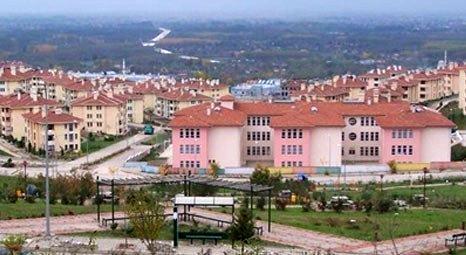 Kamu konutlarının aylık metrekare kira bedelleri 2.77 lira olarak belirlendi