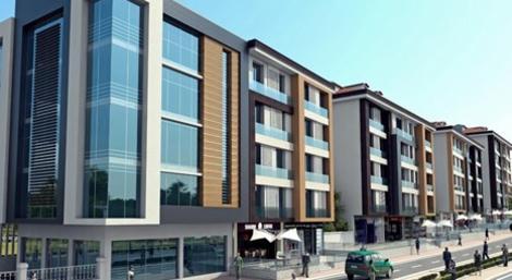 Site İstanbul Yazıcıoğlu Konutları'nda satışlar başladı