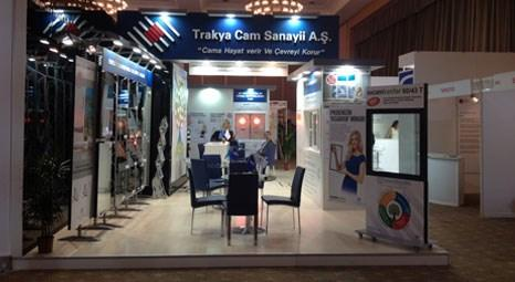 Trakya Cam 5. Enerji Verimliliği Fuarı'nda ileri teknoloji ürünleriyle dikkat çekti