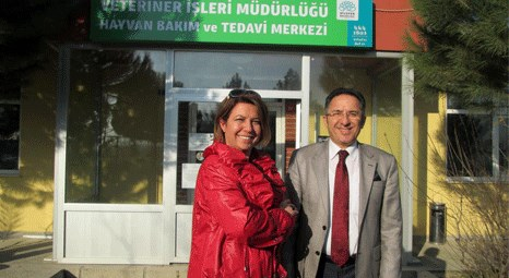 Bursa Nilüfer'de Pet Park konsepti