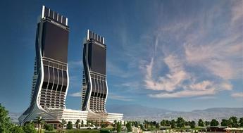 Folkart Towers İzmir Konutları'nda 255 bin dolara