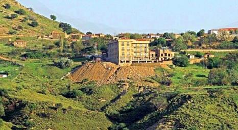 Gökçeada'daki Masi Otel yıkılacak
