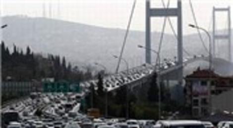 Boğaziçi ve FSM köprüleri okullar kapanınca büyük onarıma giriyor
