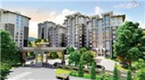 Kiptaş Bahçeşehir Vaditepe'nin 2. etabı kamu kesimine satılacak