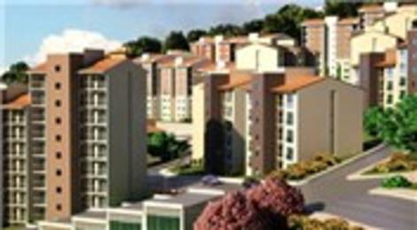Muğla Yatağan Bozarmut TOKİ satılık daire fiyatları 2014