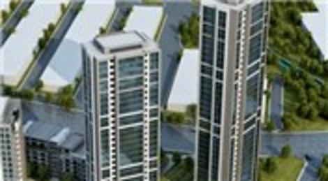 Teknik Yapı Metropark Towers nerede