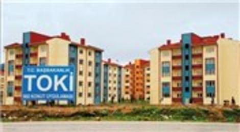 Trabzon Vakfıkebir TOKİ Evleri satılık daireler
