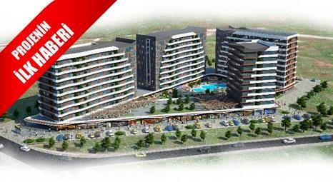 Ayport Residence'ta satışlar yakında başlayacak