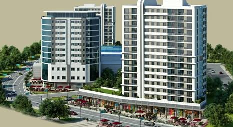 Olimpa Park 2. Etap konutları ve mağazaları satışa açıldı
