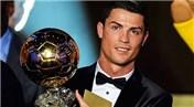 Ronaldo, yılın futbolcusu seçildi