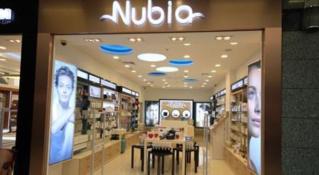 Nubia Kozmetik, Metrocity AVM ve Bağdat Caddesi'nde mağaza açıyor