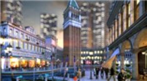 Venedik Sarayları, İtalya'yı İstanbul'a getirdi