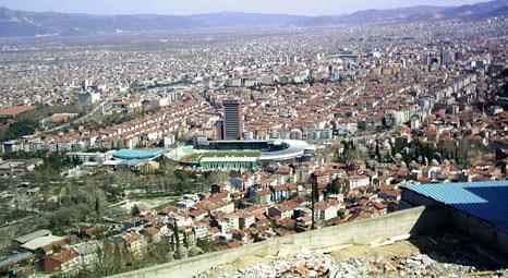 Bursa Büyükşehir Belediyesi bina yaptırıyor