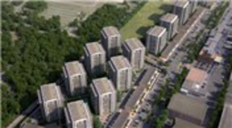 Prestij Modern Bakyapı Bursa Evleri daire fiyatları