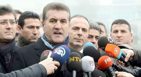 Mustafa Sarıgül'ün mal varlığına TMSF el koydu