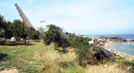 Altınbaş Holding, Kıbrıs Yavuz Çıkarma Plajı'nı 49 yıllığına kiraladı