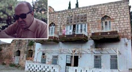 Cemil Meriç'in Hatay'daki evi müzeye dönüştürülüyor