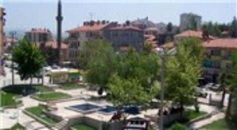 Halkbank Ankara'da 10.5 milyon liraya arsa satıyor