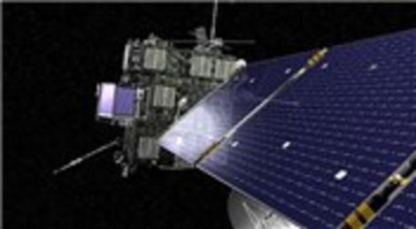Uzay aracı Rosetta uyandı