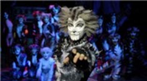Zorlu Center PSM'de CATS müzikali gösterileri başladı