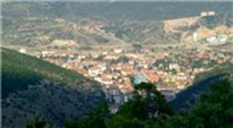 Ankara Kızılcahamam'da 744 bin liraya satılık arsa