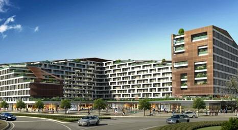 MVK Yapı Work Square projesinin yüzde 70'i tamamlandı