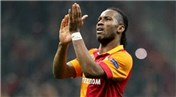 Drogba, Galatasaray ile 2 yıllığına anlaştı