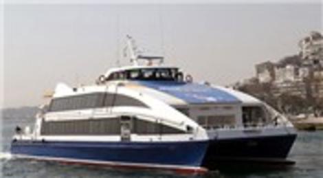 İDO hızlı feribot seferlerine talep arttı
