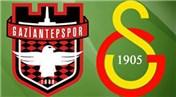 Galatasaray, Gaziantepspor ile karşılaşacak