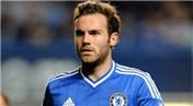 Manchester United, Chelsea'den Juan Mata'yı transfer etti