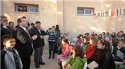 Mardin'de Suriyeli çocuklar için okul tahsis edildi