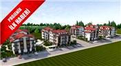 Tınaztepe Aura Park Evleri'nde fiyatlar 85 bin TL'den başlıyor