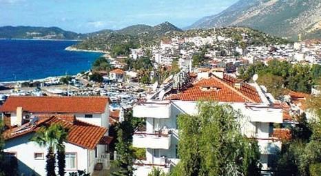 Antalya Kaş'ta 1.4 milyon liraya icradan satılık 6 gayrimenkul